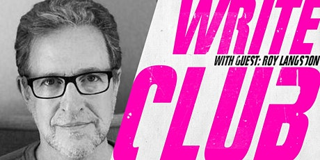 Write Club's April Table Read (feat. Roy Langsdon) tickets