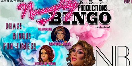 Naughty Drag Bingo! tickets