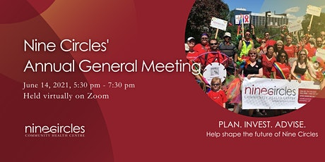 Nine Circles' Annual General Meeting 2021 tickets