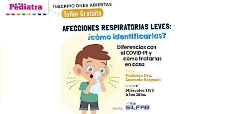 Afecciones respiratorias leves: cómo diferenciarlas del Covid-19 entradas