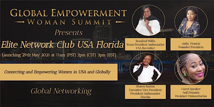 ELITE NETWORK CLUB USA FLORIDA LAUNCH image