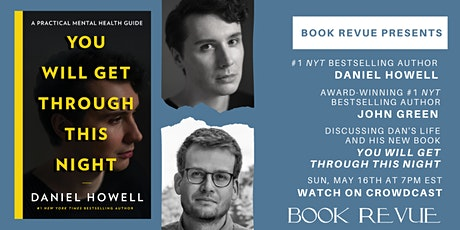 Daniel Howell in conversation with John Green boletos