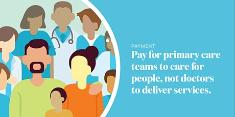 Implementing High-Quality Primary Care Webinar Series: Reforming Payment tickets