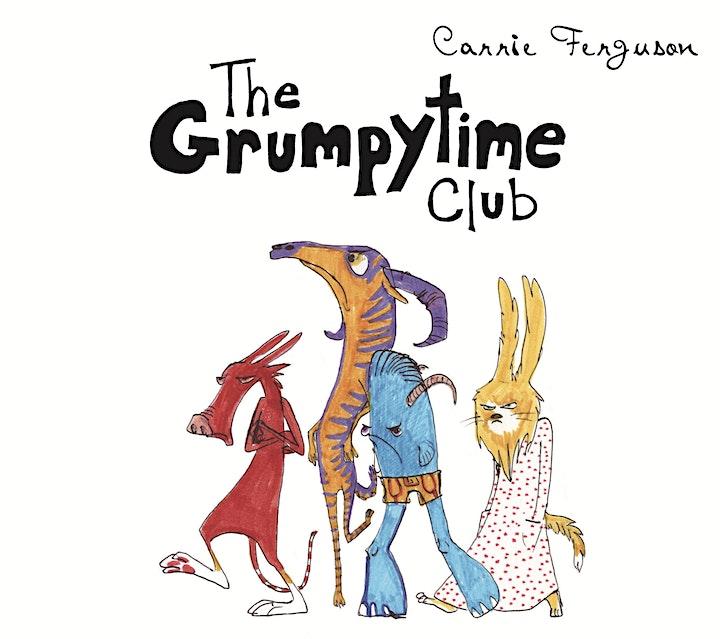 Carrie Ferguson & Friends - The Grumpytime Club - Album Release image