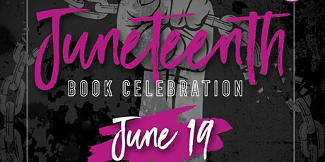 Juneteenth Celebration/Book-signing tickets