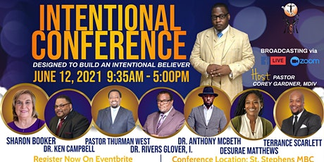 SSMBC INTENTIONAL CONFERENCE 2021 tickets