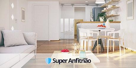 Micro franquia barata lucrativa baixo investimento Super Anfitrião Meet up bilhetes