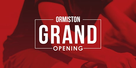 The Official Grand Opening Of Snap Fitness Ormiston tickets
