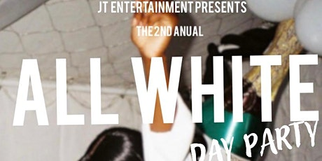 ALL WHITE DAY PARTY @EXHALE BAR DC tickets