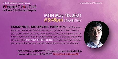 Emmanuel Moonchil Park - Feminist Politics Conversations series tickets