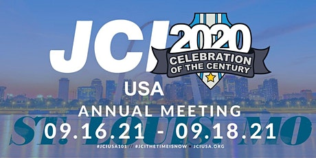 2021 JCI USA Annual Meeting tickets