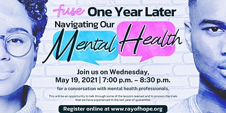 Navigating Your Mental Health tickets