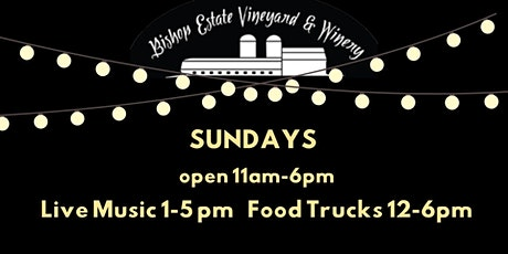 Meat Wagon BBQ Truck & Dan Ward Live at Bishop Estate tickets
