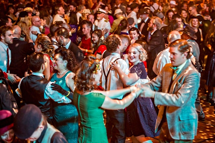11th Annual 1940s White Christmas Ball image