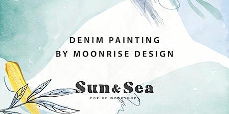 Denim Painting Workshop tickets