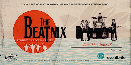 The Beatnix Live on Sydney Harbour! tickets