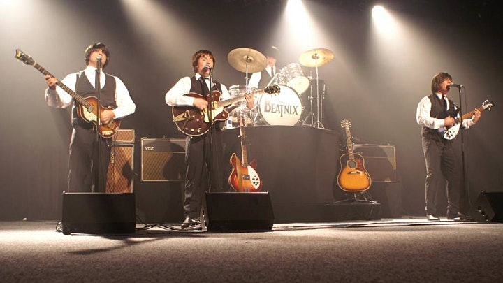 The Beatnix Live on Sydney Harbour! image