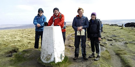 CASTLESHAW - HUDDERSFIELD RAMBLERS GROUP WALK tickets