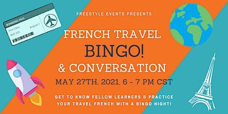 French Travel Bingo! & Conversation tickets
