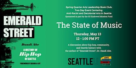 Arts Leadership Spring Quarter Book Club Event tickets