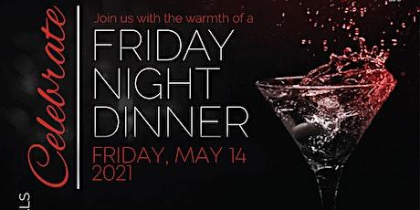 Friday Night Shabbat Dinner Under the Stars tickets