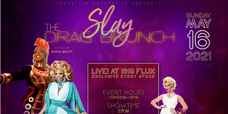 SLAY: The Drag Brunch tickets