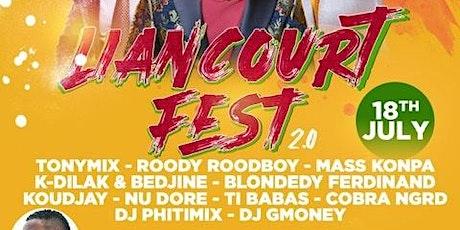Liancourt Fest billets