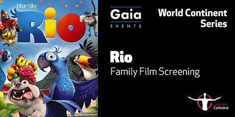 World Continent Series: Family Film Screening - Rio tickets