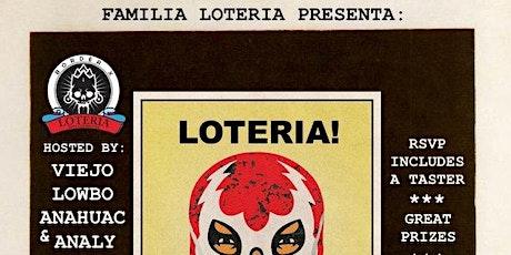 BORDER X LOTERIA MAY 11 tickets