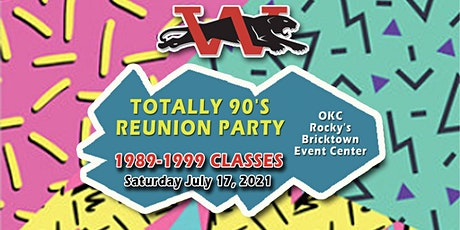 Westmoore Totally 90s Reunion (Classes 89-99) tickets