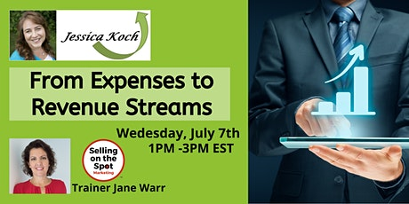 From Expenses to Revenue Streams, Affiliate Programs, Tools, & More! tickets