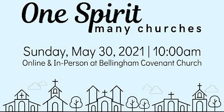 One Spirit | Many Churches tickets