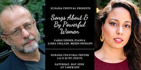 Eurasia Festival: Linda Collazo & Pablo Zinger tickets