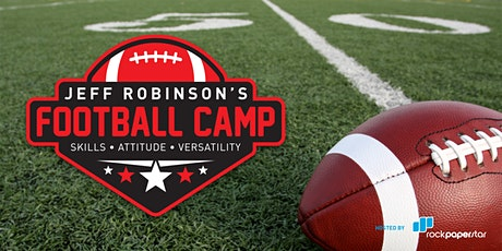 Youth Football Camp led by Jeff Robinson tickets