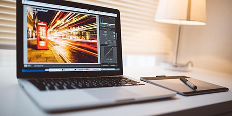 Photo Editing Basics with Adobe Lightroom Classic tickets