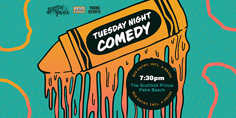 Tuesday Night Comedy! tickets