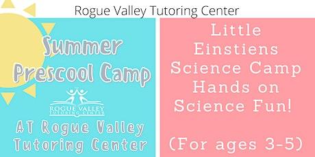 Little Einstein's Preschool Science Camp tickets