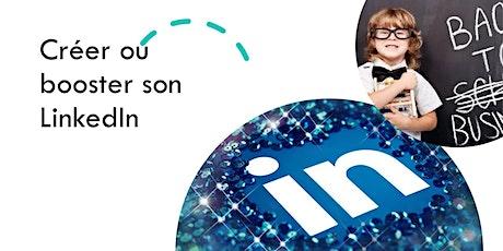 Back to Business Booster son LinkedIn billets