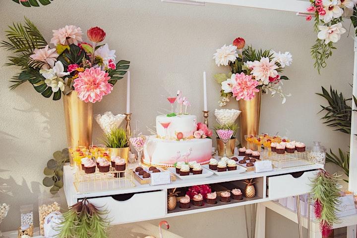 Sip & Flamingle image