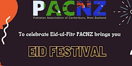 PACNZ EID FESTIVAL tickets
