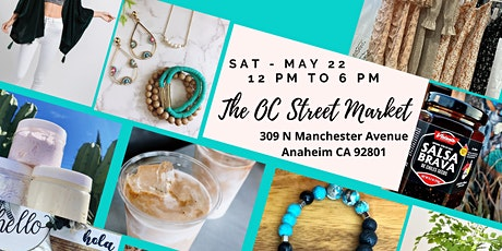 Outdoor Street Boutique - Over 35++ Vendors - FUN Kids Activities - Music tickets