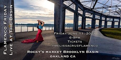 Flamenco Friday at the Basin June 11, 2021 tickets