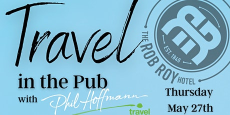 Travel in the Pub tickets