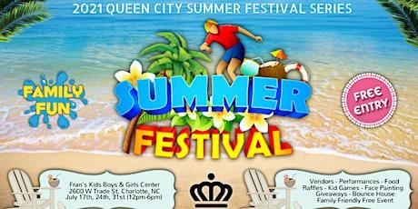 2021 Queen City Summer Festival Series tickets