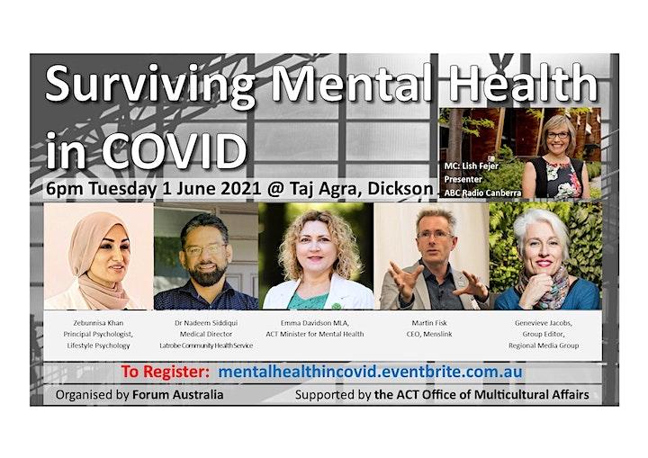 Surviving Mental Health In COVID image