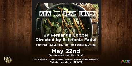 Play-PerView: AYA or Dear Lover(Live-Reading) tickets