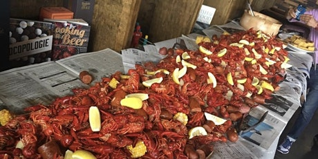 Brews, Oysters and Crawfish Boil tickets