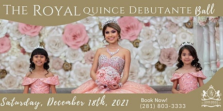The Royal Quince Debutant Ball tickets