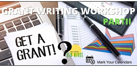 "Grant Writing Workshop: ""Telling Your Nonprofit Story for a Grant"" tickets"