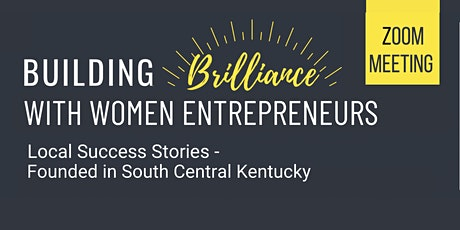 Building Brilliance with Women Entrepreneurs tickets